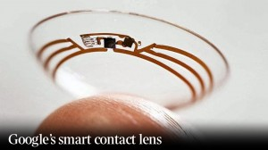 Google's Smart contact lenses